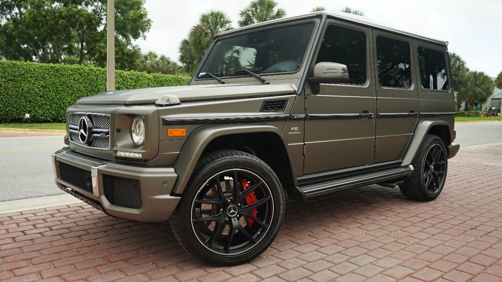 Used 2017 mercedes benz amg g 65 for sale auto hype for Mercedes benz amg used