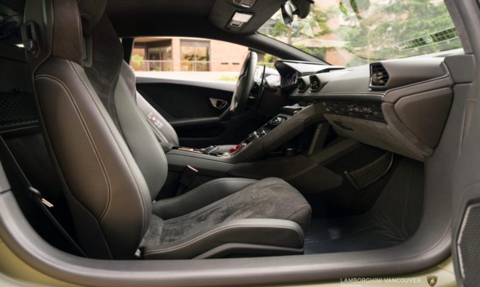 2017 Lamborghini Huracan Avio Edition