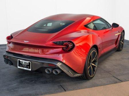 2018 Aston Martin Vanquish Zagato