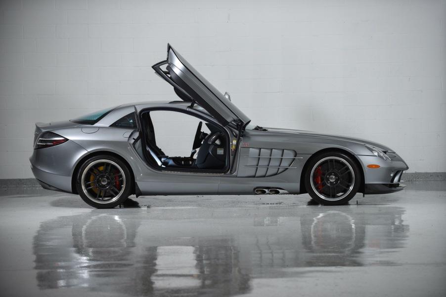 2007 Mercedes-Benz SLR McLaren 722 Edition