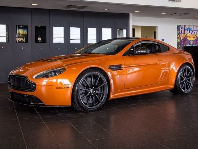 Used 2015 Aston Martin V12 Vantage S For Sale Auto Hype