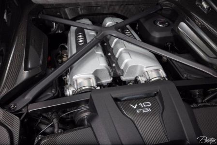 2017 Audi R8 Coupe V10 plus