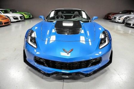 2016 Chevrolet Corvette Stingray Z06 3LZ Z07