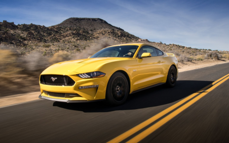 2018 Ford Mustang GT Manual