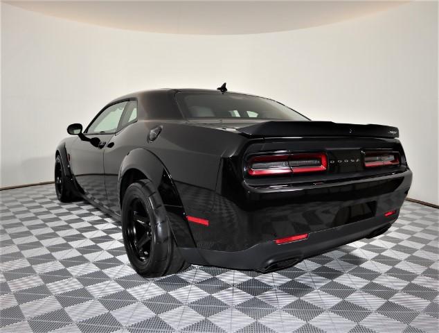 2018 Dodge Demon SRT