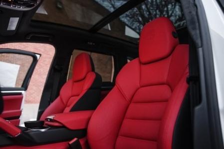 2018 Porsche Cayenne Turbo AWD