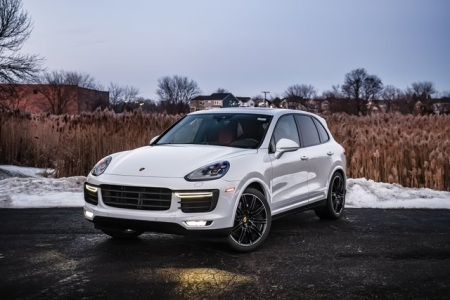2018 Porsche Cayenne Turbo AWD