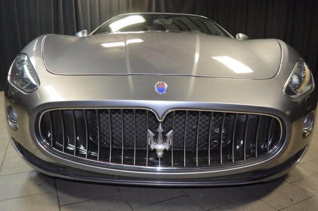 2008 Maserati GranTurismo