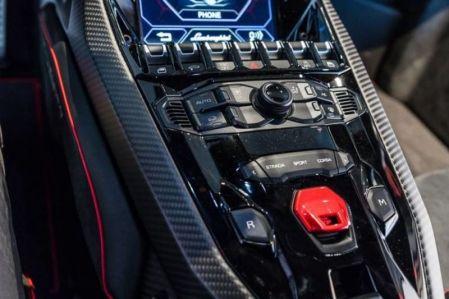 2017 Lamborghini Centenario LP770