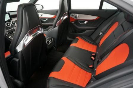 2017 Mercedes-Benz AMG C 63
