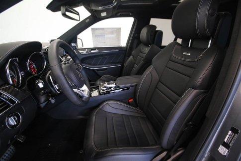 2018 Mercedes-Benz GLS 63 AMG