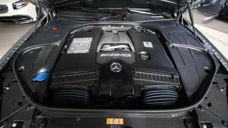 2018 Mercedes-Benz S 63 AMG