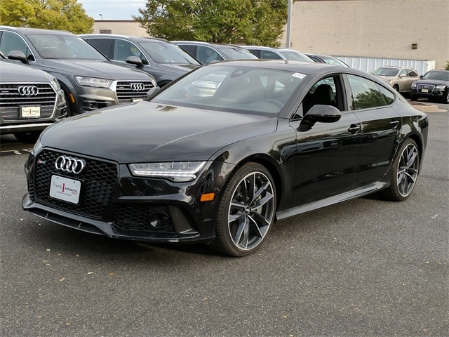2017 Audi RS 7 Performance