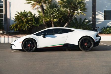 2018 Lamborghini Performante