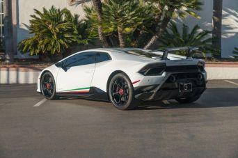 2018 Lamborghini Performante