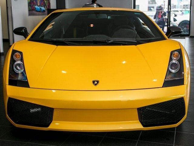 Used 2008 Lamborghini Gallardo Superleggera For Sale Auto Hype