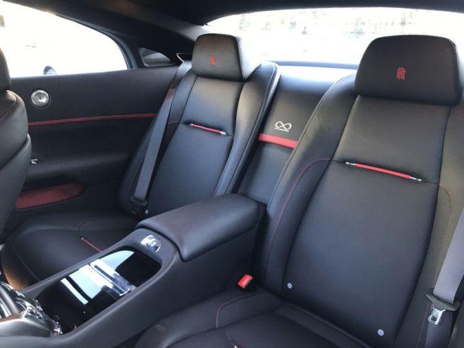 2018 Rolls-Royce Wraith Black Badge