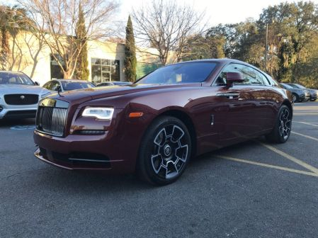 2018 Rolls-Royce Wraith Black Badge