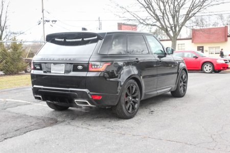 2018 Land Rover Range Rover Sport 5.0L Supercharged Dynamic