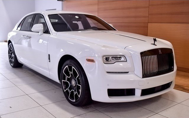 2018 Rolls-Royce Ghost