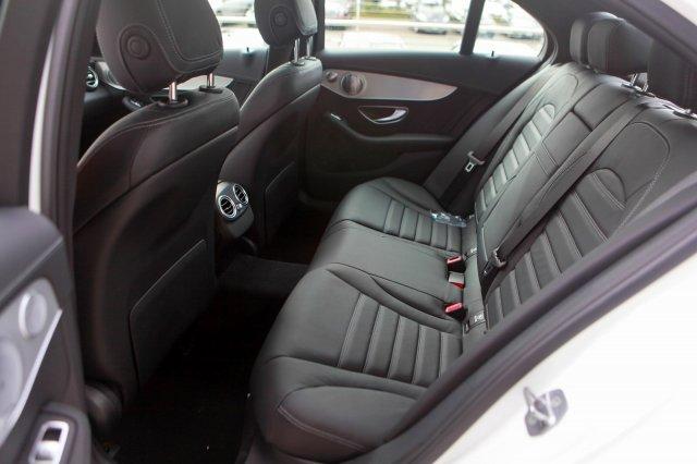 2018 Mercedes-Benz AMG C 43 4MATIC