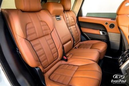2015 Land Rover Range Rover Sport Autobiography