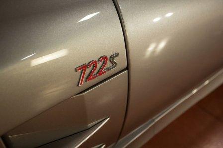 2009 Mercedes-Benz SLR McLaren 722S