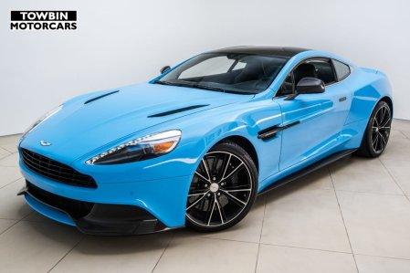 2014 Aston Martin Vanquish