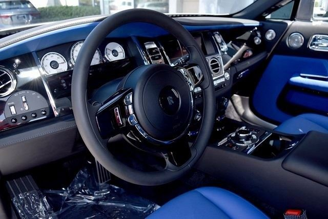 2018 Rolls-Royce Wraith