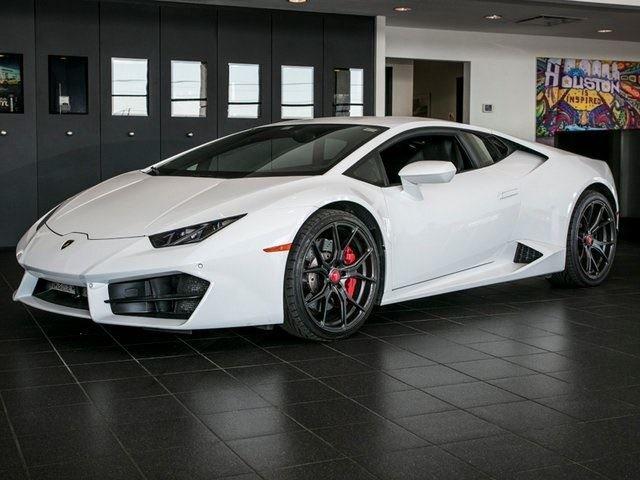 2016 Lamborghini LP580-2 Huracan