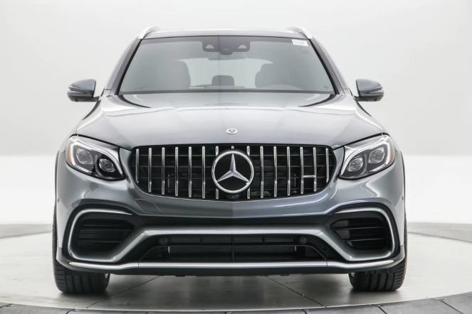 2018 Mercedes-Benz AMG GLC 63