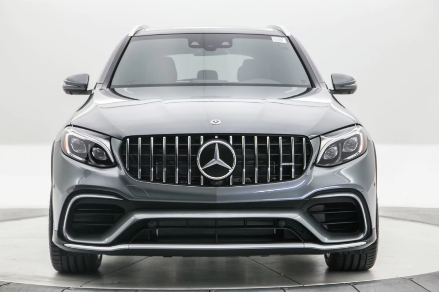 2018 Mercedes-Benz AMG GLC 63