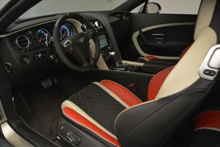 2017 Bentley Continental GT Supersport