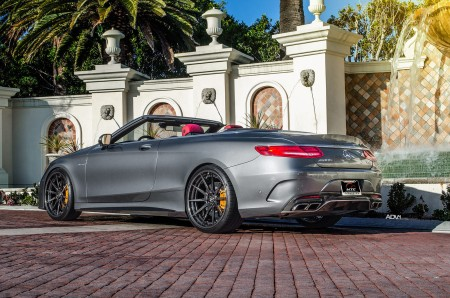 Mercedes Benz S63 AMG Convertible