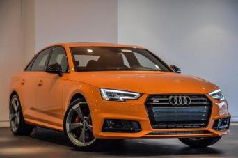 2018 Audi S4