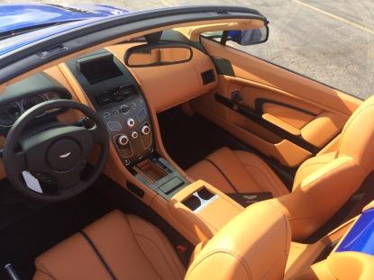 2016 Aston Martin V12 Vantage S