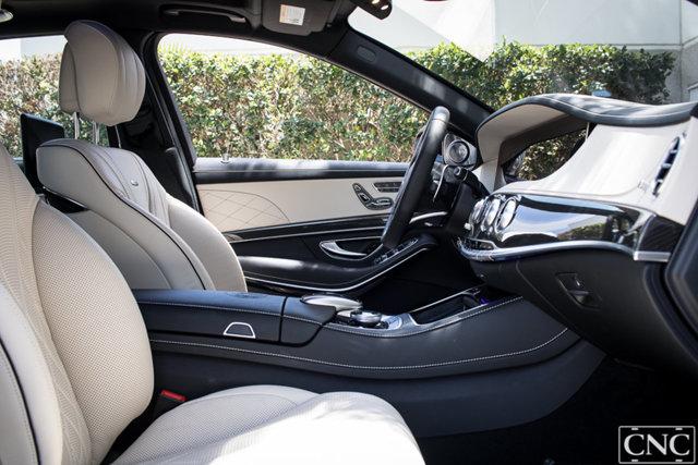 2018 Mercedes-Benz AMG S 65