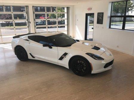 2017 Chevrolet Corvette Grand Sport 2LT