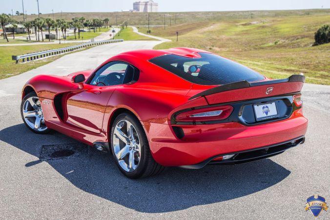 2015 Dodge Viper GTS