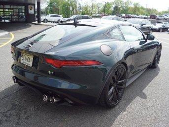 2015 Jaguar F-TYPE V8 R