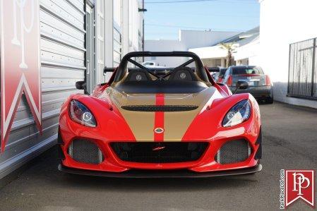 2016 Lotus 3-Eleven Race
