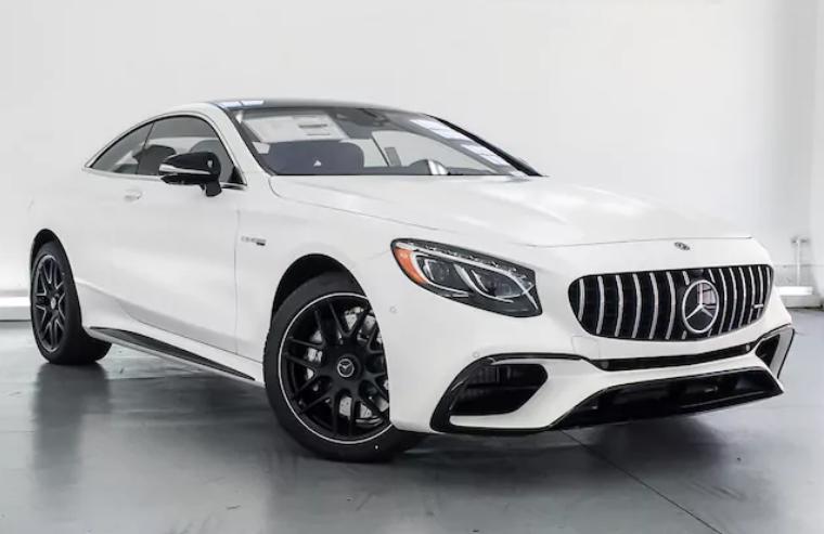 2018 Mercedes-Benz AMG S 63