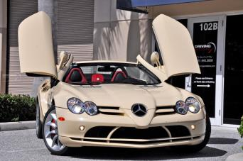 2009 Mercedes-Benz SLR McLaren