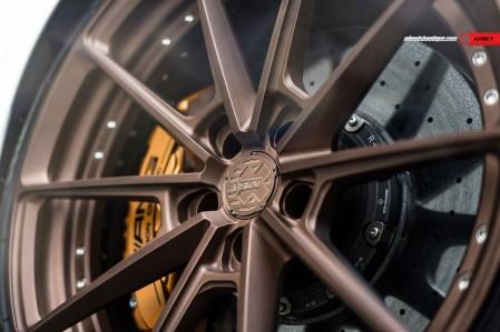 Mercedes E63S AMG