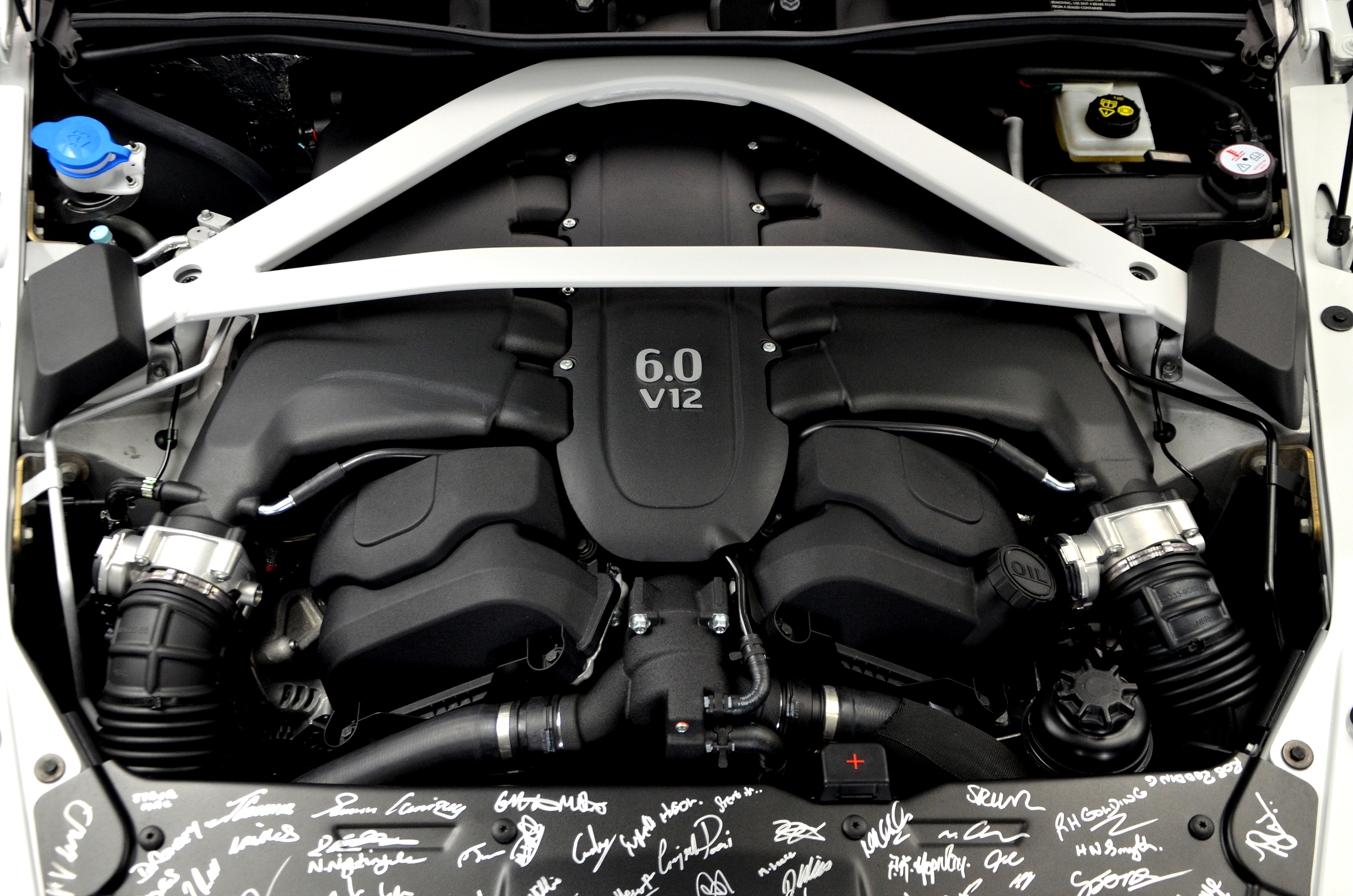 Used Aston Martin Vanquish Zagato