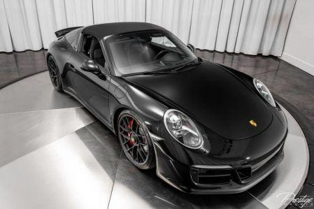 2017 Porsche 911 Targa GTS
