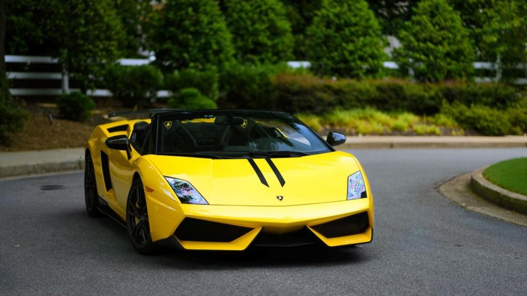 Used 2012 Lamborghini Gallardo Performante Spyder For Sale Auto