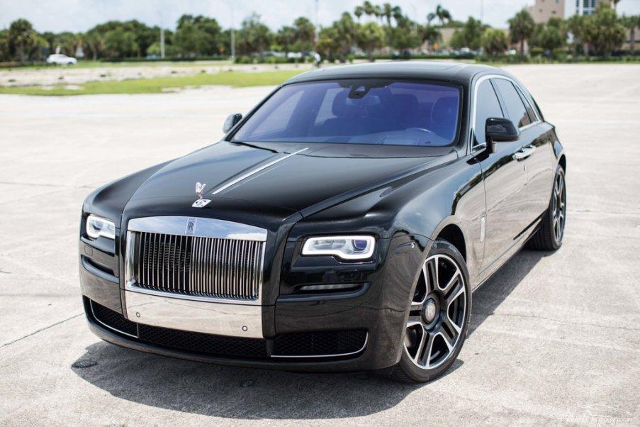 2016 Rolls Royce Ghost