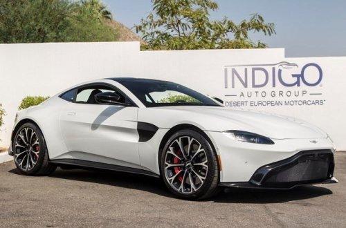 2019 Aston Martin Vantage Start Up Revs Video Auto Hype