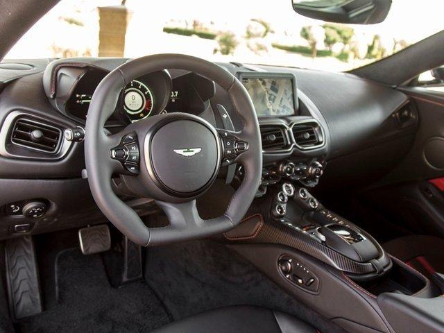 2019 Aston Martin Vantage GT